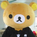 Supply Wedding Gifts Section Japanese People Wear Wedding Plush Dolls Doll Clothing Cartoon Clothing Clothes Suit Easily Bear Headgear Mascot Costume