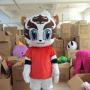 Supply Zodiac Animal Tiger Plush Doll Clothing Cartoon Mascot Costume Props Activities Obediently Tiger