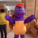 Supply Adult Animal Mascot Costume Cartoon Dolls Performances To Promote Its Puppet Props Turtle Undersea Animals