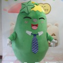 Supply Cartoon Doll Clothing Performances Props Propaganda Cartoon Mascot Costume Doll Clothes Melon Clothes Clothes