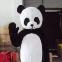 Supply Cartoon Doll Cartoon Panda Foreign Props People Wearing Doll Fashion Show Mascot Costume