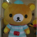 Supply Cartoon Doll Clothing Cartoon Clothing Cartoon Show Props Apparel Adult Adult Modeling Clothes Easily Bear Mascot Costume
