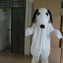Supply Cartoon Fashion Show Props Stage Props Cartoon Dolls Clothing Plush Snoopy Mascot Costume