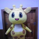Supply Madagascar Cartoon Dolls Doll Clothes Doll Clothing Giraffe Plush Toy Lion Zebra Headgear Mascot Costume