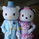 Supply Performing Caps Cute Cat Lovers Wedding Props Cartoon Costumes Cartoon Doll Clothing Mascot Costume