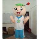 Supply Cartoon Fashion Show Props Stage Costume Dolls Surrounding Animation Cartoon Characters Mascot Costume