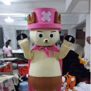 Supply Cartoon Fashion Show Props Walking Dolls Doll Clothing Chopper Mascot Costume