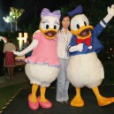 Supply Donald Duck Cartoon Costumes Cartoon Clothes Costumes Walking Cartoon Doll Doll Daisy Mascot Costume