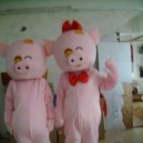 Supply Cartoon Clothing Animal Costume Role Play Dolls Walking Piggy Wedding Supplies Mascot Costume