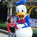 Supply Donald Duck Cartoon Costumes Opening Ceremony Clothing Apparel Promotional Advertising Dolls Walking Cartoon Mascot Costume