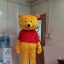 Supply Winnie The Pooh Cartoon Clothing Cartoon Costumes Mascot Costume Props Cartoon Dolls Plush Dolls Bears