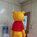 Winnie The Pooh Cartoon Clothing Cartoon Costumes Mascot Costume Props Cartoon Dolls Plush Dolls Bears