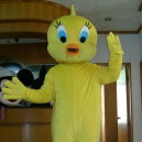 Supply Adult Clothing Plush Chick Cartoon Chick Clothing Walking Cartoon Props Mascot Costume