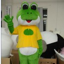 Adult Clothing Walking Cartoon Dolphin Dolphin Commercial Activities To Promote Its Clothing Doll Clothing Frog Mascot Costume