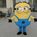 Supply Despicable Me Despicable Me Little Yellow Man Cartoon Clothing Cartoon Walking Doll Huang Doudou Mascot Costume