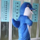 Dolphin Cartoon Clothing Cartoon Walking Doll Clothing Cartoon Costumes Performing Dolphin Cartoon Clothing Mascot Costume