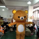 Supply Easily Bear Cartoon Clothing Cartoon Walking Doll Cartoon Costumes Performing Its Lazy Bear Doll Mascot Costume