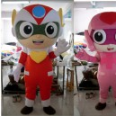 Supply Sweetheart People Happy People Cartoon Clothing Cartoon Costumes Mascot Costume