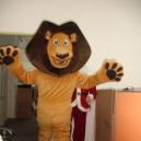 Supply Television Cartoon Madagascar Lion Costume Lion Costumes Celebration Activities Mascot Costume