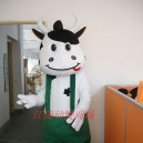 The Sale of Commercial Advertising Cartoon Clothing Cartoon Costumes Mengniu Mascot Costume