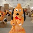 Supply Adult Clothing Walking Cartoon Doll Clothing Hey Dog Zodiac Dog Mascot Costume