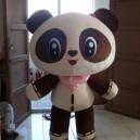 Babu Bear Cheerleader Bear Cartoon Costumes Cartoon Clothing Cartoon Props Mascot Costume