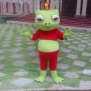 Supply Cartoon Doll Clothing Cartoon Walking Doll Clothing Cartoon Show Clothing Cartoon Frog Doll Doll Clothes Mascot Costume
