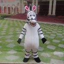 Supply Cartoon Doll Clothing Cartoon Walking Doll Clothing Cartoon Show Clothing Doll Dress Zebra Animal Mascot Mascot Costume