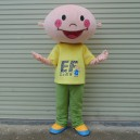 Supply Cartoon Doll Clothing Corporate Mascot Costumes To Promote Its Performances