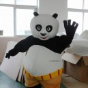 Supply Film and Television Animation Performance Clothing Walking Cartoon Kung Fu Panda Kung Fu Panda Costume Dolls Mascot Costume