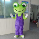 Supply Frog Cartoon Doll Clothing Cartoon Walking Doll Clothing Manufacturers Loading Television Mascot Costume