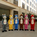 Supply Horse Mascot Doll Clothing Clothing Shopping Marca Through Propaganda Props Madaochenggong Mascot Costume
