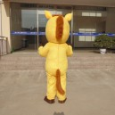 Maca Pass Doll Clothing Cartoon Show Props Walking Dolls Mascot Costumes For Adults