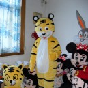 Supply Tiger Cartoon Doll Clothing Cartoon Walking Doll Clothing Cartoon Show Clothing Zodiac Tiger Doll Clothes Mascot Costume
