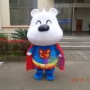 Animal Cartoon Figures Who Bear Walking Cartoon Dolls Clothing Performance Clothing Clothing Factory Mascot Costume