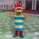 Supply Cartoon Doll Clothing Cartoon Walking Doll Clothing Cartoon Show Clothing Cartoon Doll Clown Doll Clothes Mascot Costume