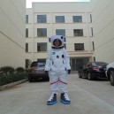 Supply Chinese Spacesuit Walking Doll Cartoon Clothing Spacesuit Spacewalk Shenzhou Ten Adult Dress Clothes Mascot Costume