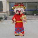 Treasurer Cartoon Doll Clothing 2014 Sheep Mascot Costumes Adult Walking Its Performance Props