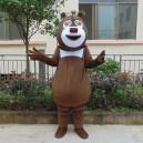 Bear Bear Bear Spotted Two Cartoon Doll Clothing Doll Clothing Performance Clothing Animation Propaganda Props Mascot Costume