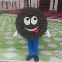 Supply Cartoon Doll Clothing Cartoon Walking Doll Clothing Doll Props Oreo Cookies Mascot Costume