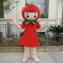 Supply Strawberry Fruit Cartoon Dolls Clothing Dolls Walking Cartoon Doll Clothing Doll Clothing Fruit Plant Mascot Costume