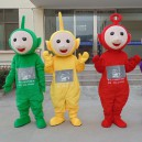 Supply Teletubbies Dolls Walking Cartoon Doll Clothing Adult Cartoon Costumes Performing Props Propaganda Mascot Costume