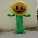 Zombies Plants Cartoon Doll Clothing Cartoon Walking Doll Clothing Props Sunflower Mascot Costume