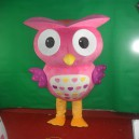 Supply Animal Mascot Costume Cartoon Doll Cartoon Walking Doll Clothing Cartoon Show Clothing Owl