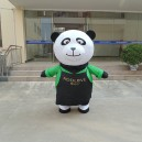 Supply Bear Cartoon Doll Clothing Show Its Corporate Mascot Costumes Props Store Promotional Activities