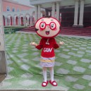 Supply Cartoon Characters Cartoon Doll Clothing Cartoon Walking Doll Cartoon Clothing Doll Dolls Dress Mascot Costume