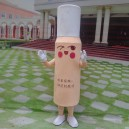 Supply Corporate Mascot Dolls Walking Cartoon Doll Clothing Cartoon Costumes Cosmetics Advertising Mascot Costume