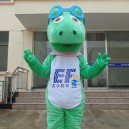 Frog Cartoon Doll Clothing Cartoon Mascot Dolls Props Propaganda Mascot Costume