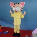 Supply Kitten Plush Doll Clothing Cartoon Walking Doll Cartoon Clothing Cartoon Show Clothing Doll Clothes Mascot Costume
