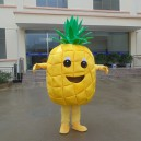 Supply Plant Pineapple Cartoon Dolls Dolls Dolls Clothing Advertising Props Performance Clothing Celebration Activities Doll Clothing Mascot Costume